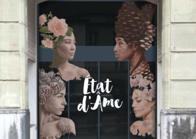 Etat d'âme-vitrine-Photoshop et Illustrator