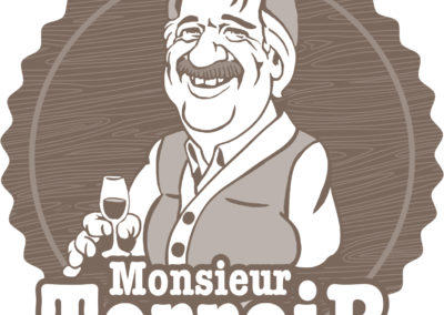 Monsieur Terroir-label-Illustrator