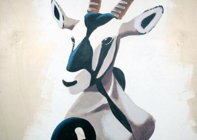 Oryx-peinture